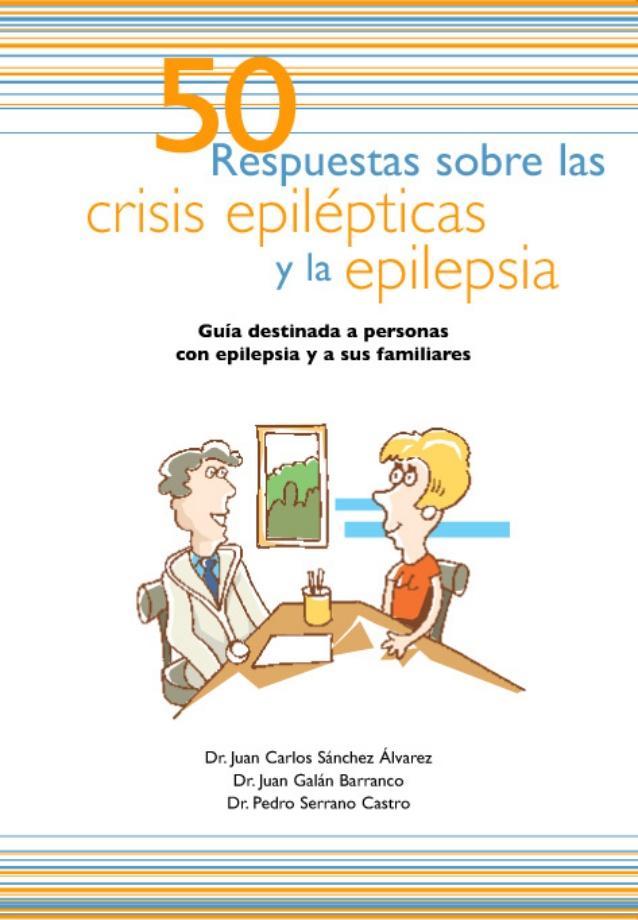 Caratula 50 Respuestas sobre las crisis epilépticas y la epilepsia