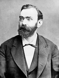 Foto de Alfred Nobel