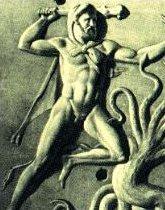 Ilustración de Hércules