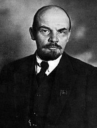 Foto de Vladimir Ilich Lenin