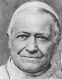 Cuadro de Pío IX