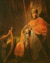 Rey Saúl, Rey biblico