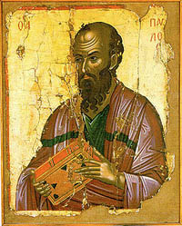 Ilustración de San Pablo